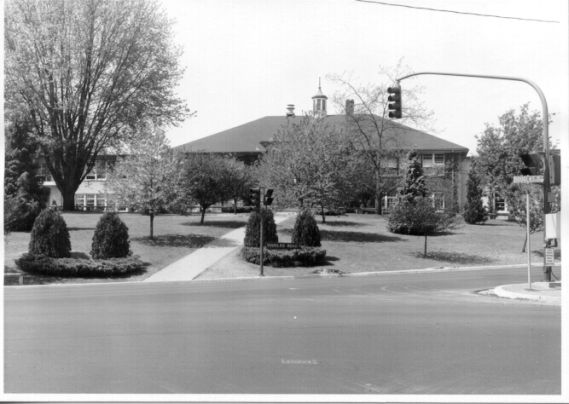 Photo of Douglas Road from 1967/68
