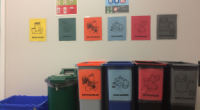 We're recycling more than ever! We are trying to reduce our waste & bring litterless lunches. We still return drink boxes & bottles for refunds. We recycle paper, and we […]